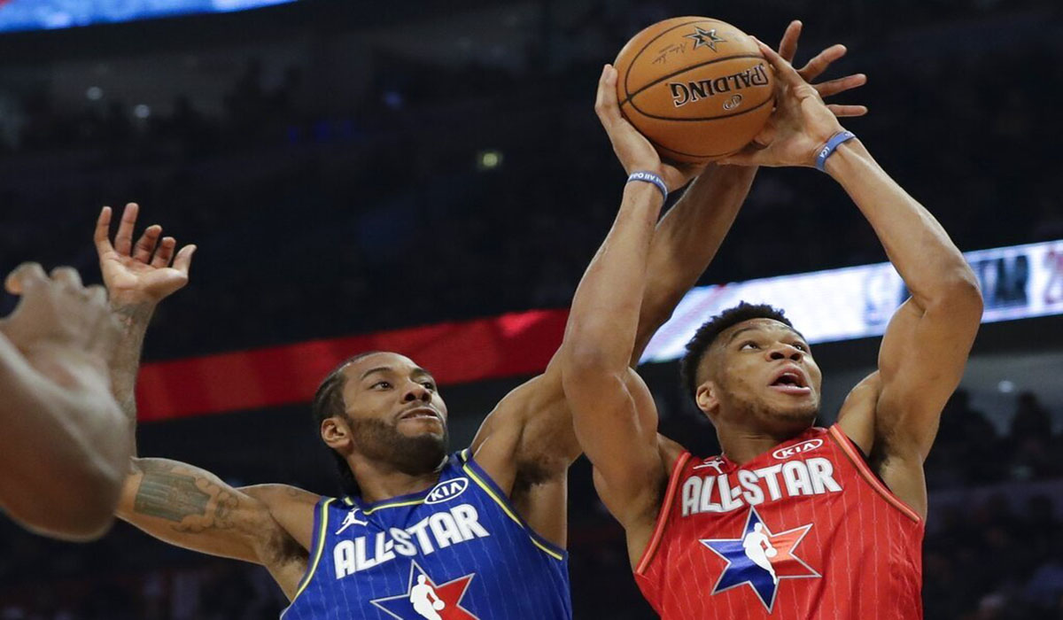 2020 NBA ALL-STAR' DA SMAÇ ŞOVU…